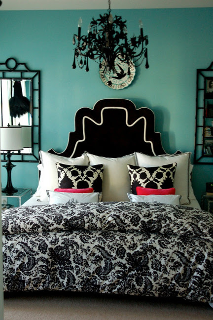 Tiffany Themed Bedroom Best House Interior Today
