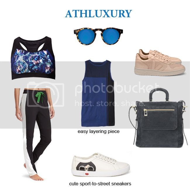 Athleisure Athluxury Trend 2016