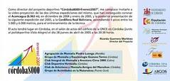 Presentacion proyecto Córdoba8000-Everest2007