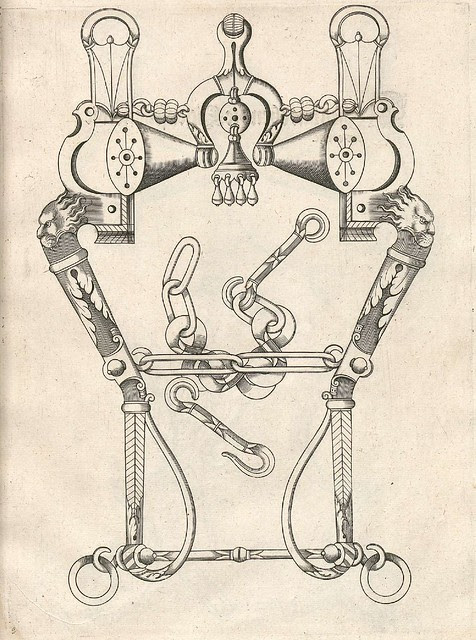 Pferdegebisse by Mang Seuter, 1614 (8)