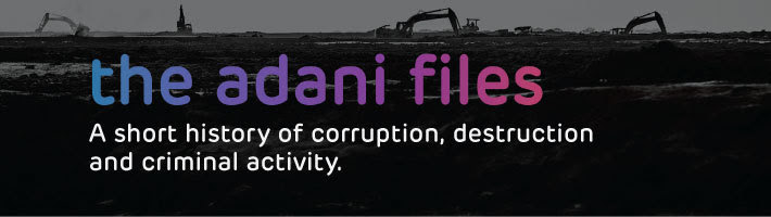 The Adani Files