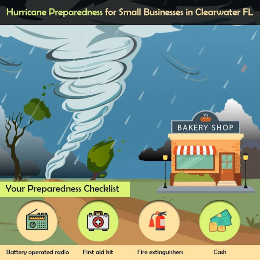 Hurricane Preparedness for Small Businesses in Clearwater FL - Affordable SEO Company for Small Business