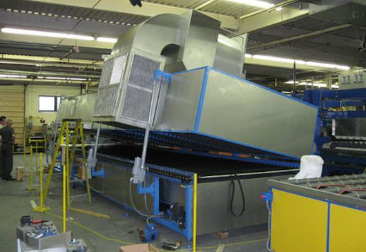 Glass Processing Industry | Casso-Solar Technologies