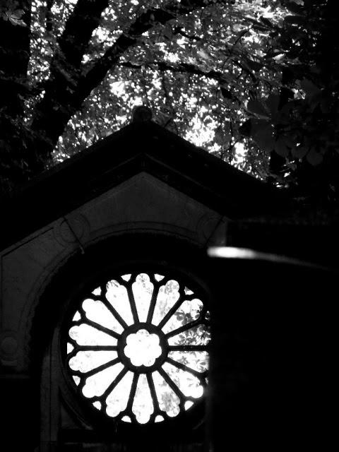 Jüdischer Friedhof  Berlin_2013_67_bw