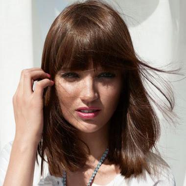 Mach Mal Halblang Die Neuen Frisuren Für Mittellanges Haar