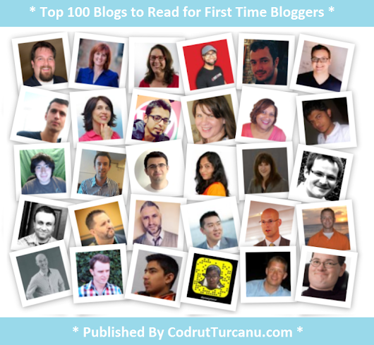 Top 100 Blogs to Read for First Time Bloggers