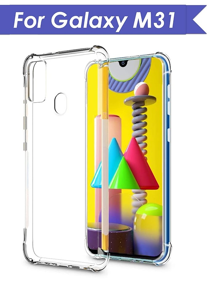 Buy Best Back Cover For Samsung Glalaxy M31