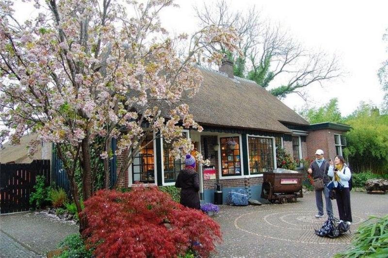 Giethoorn, a Veneza rural da Holanda 28