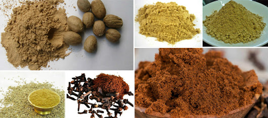 Ground Spices | Five Spice Powder Exporters India - Evergreen Exports