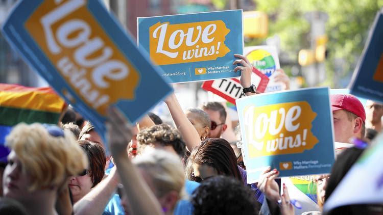 Pennsylvania gay marriage ban struck down