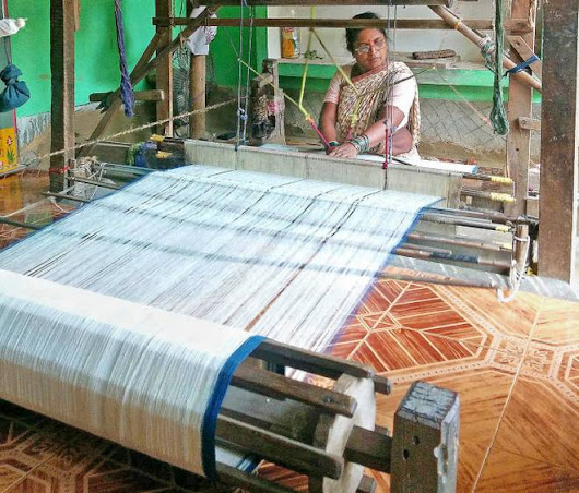 Malkha: A sustainable handloom with specific identity