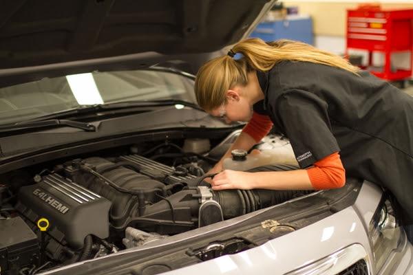 Curriculum | Automotive Technology | SIU