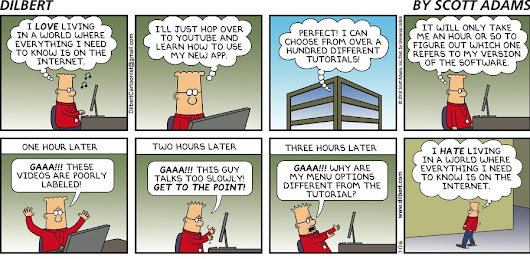 Dilbert Comic Strip on 2016-07-17 | Dilbert by Scott Adams