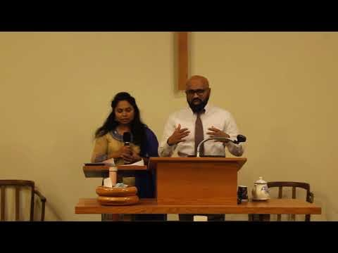 24 November 2019 Sunday Service Message - Pas. Kapilan Savarimuthu