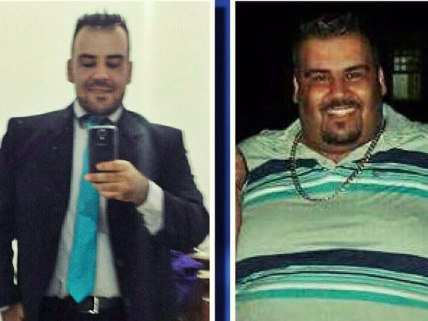 Comerciante emagreceu 100 quilos em um ano e meio (Foto: Reprodução EPTV)