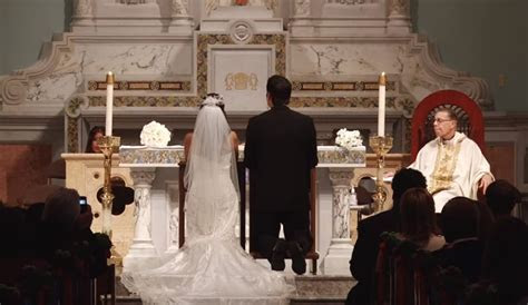 5 Great Catholic Wedding Vows Examples   Texas for Marriage