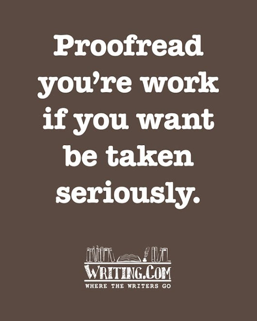 #AmEditing | How #Proofreading Boosts Book Sales