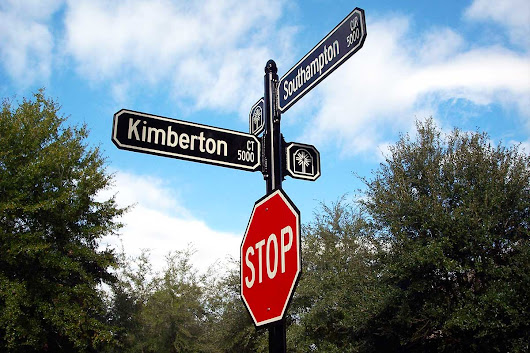 Decorative Street Signs | How Do They Provide Value