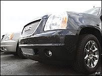 Camionetas General Motors