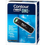Bayer Contour Next One Bluetooth Meter Kit for Glucose Care