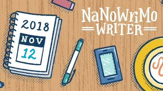 Day 12 NaNoWriMo & NovPAD and 12/30 poem