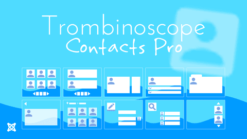 Simplify Your Web - Trombinoscope Contacts Pro - Trombinoscope Contacts Pro