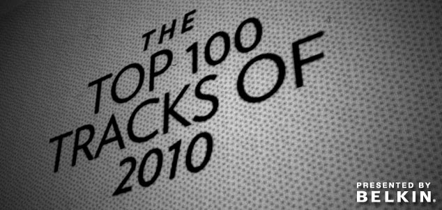 The Top 100 Tracks of 2010 by Pitchfork!