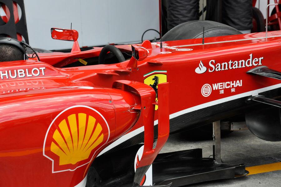 Gp. Brasile: Ferrari con il potenziometro nella zona del T-Tray