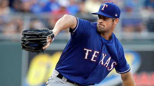 Rangers look toward future at Trade Deadline
