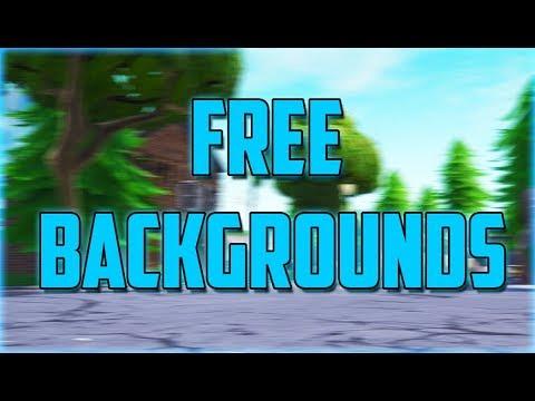 Fortnite Thumbnail Background