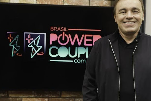 fb4fdbc1e7  Power Couple Brasil  estreia sua 4ª temporada com Gugu Liberato