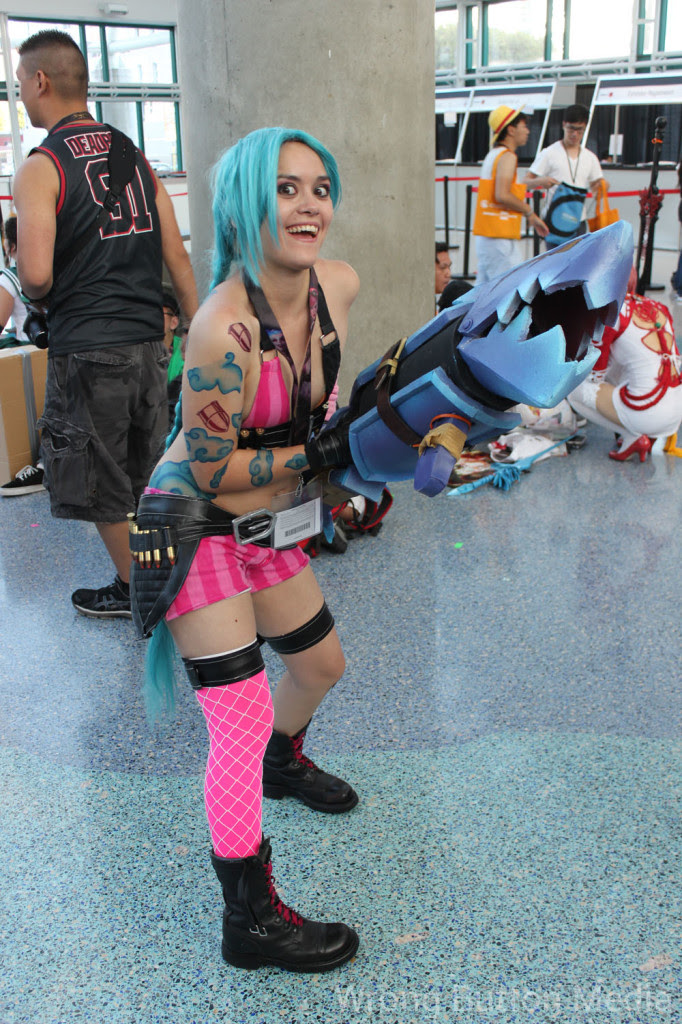 16 Of The Best League Of Legends Cosplayers At Anime Expo 2014