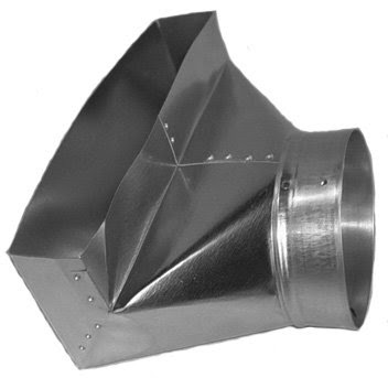Ducting Store Midwest Ducts 6 Inch 90 Degree Angle