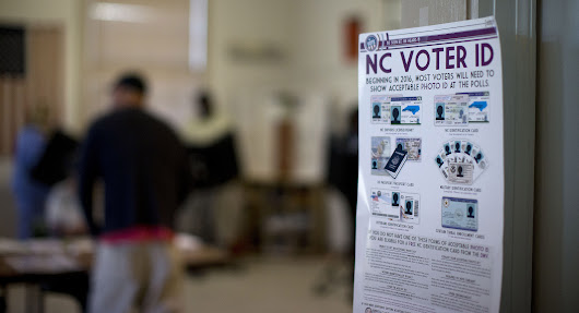 Court strikes down North Carolina voter ID law