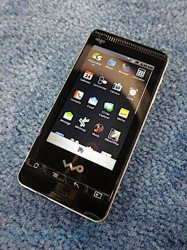 aigo a8 Vemos de nuevo al Aigo A8, cámara de 14 megapíxeles con teléfono Android de regalo