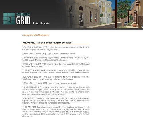 SL-GridStatus18jan2009