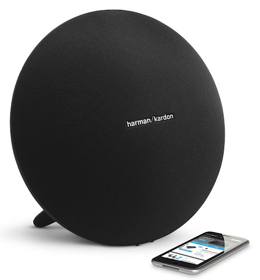 Harman Kardon Onyx Studio 4 Wireless Bluetooth Speaker Review - AudioReputation.com