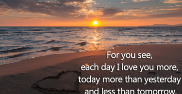 I Love You Quotes All The Best Quotes At Gettyquotes