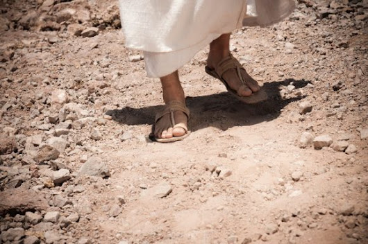 Walking with Jesus through Lent