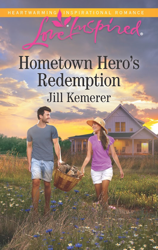 Cover Reveal! Hometown Hero's Redemption - Jill Kemerer | Christian Romance Author