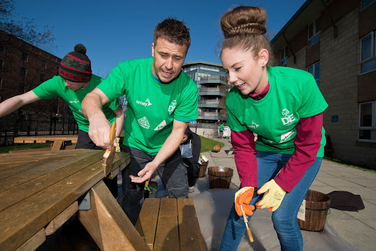 Apprentice Week - Amey Construction and the Youth Hostel Association - NewmanWray Photography