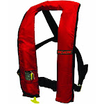 Revere Lifevest Type III Manual Red
