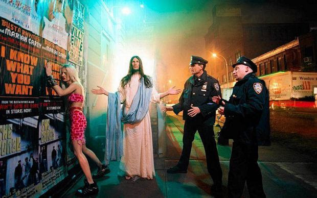 David LaChapelle, Jesus Is My Homeboy: Intervention, 2003