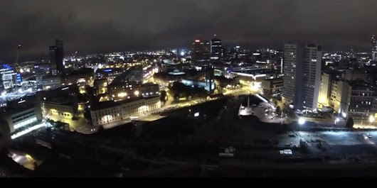 Freeclimber's GoPro Film Reveals Amazing World Of Manchester's Rooftops