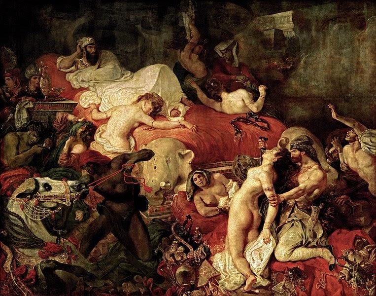 File:Delacroix - La Mort de Sardanapale (1827).jpg