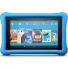 "Amazon Kindle Fire 7 Kids Edition - Wi-Fi - 16 GB - Blue - 7"""