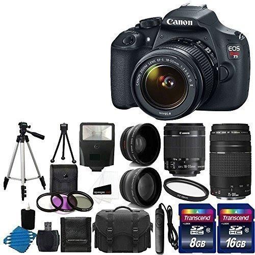 Canon EOS Rebel T5 Photo