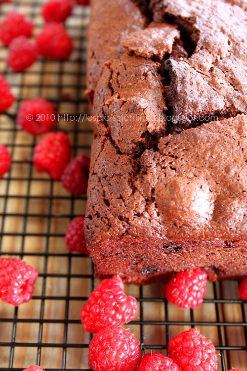 Chocolate & Raspberry Cake