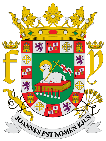 The Coat of Arms of Puerto Rico