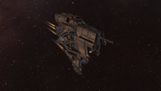 Iconic Ships Reimagined - The Minmatar Rupture - EVE Community